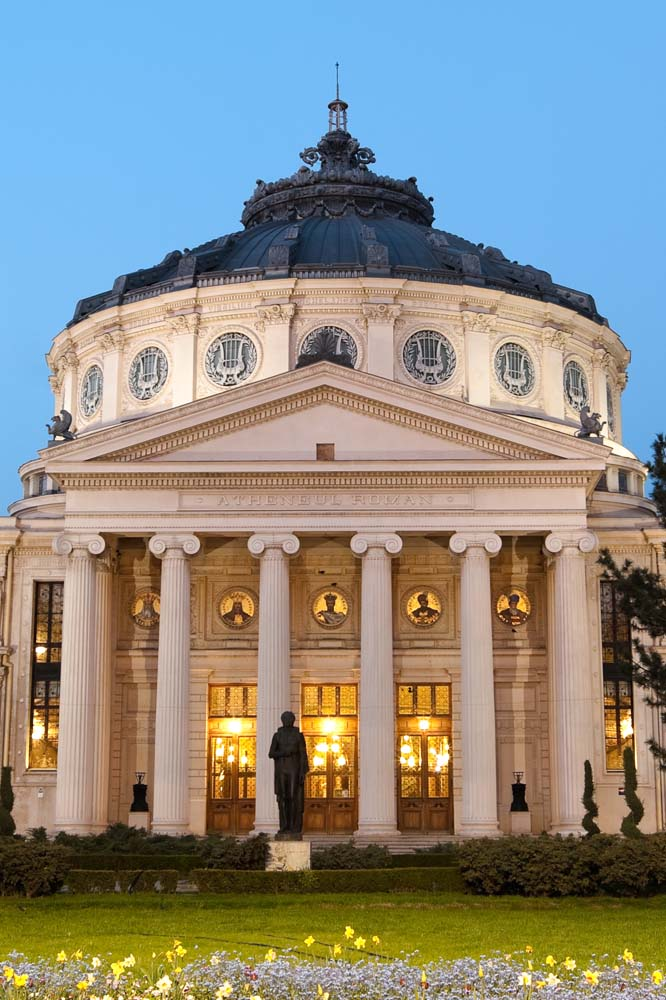 Art and History Explored In Bucharest With Tradewinds Vacations